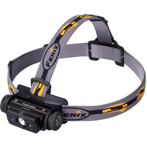 Fenix Flashlight HL60R Rechargeable Headlamp (Black)