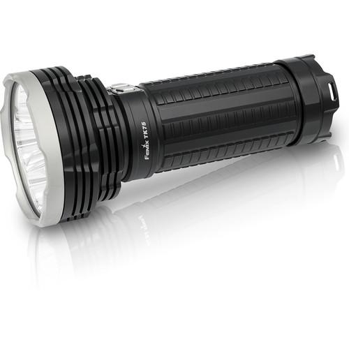 Fenix Flashlight TK75 Tactical LED Flashlight (Black)