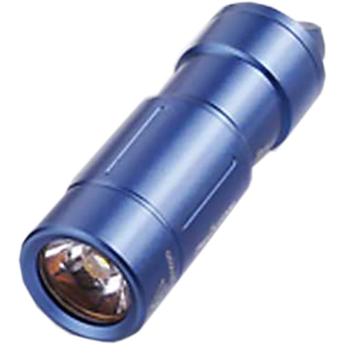 Fenix Flashlight UC02 Rechargeable Keychain Flashlight (Blue)