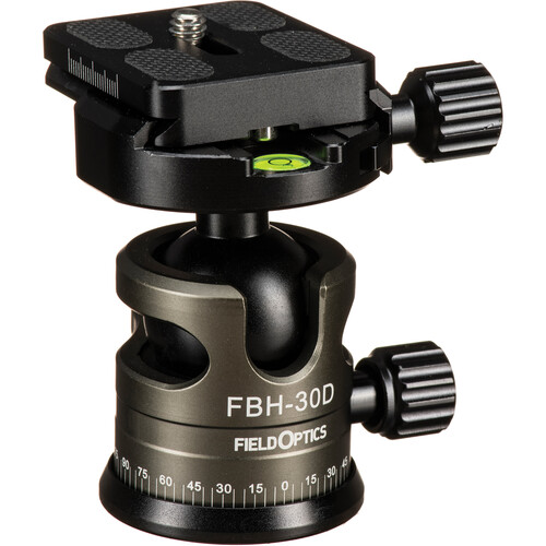 Field Optics Research FBH-30D Ball Head