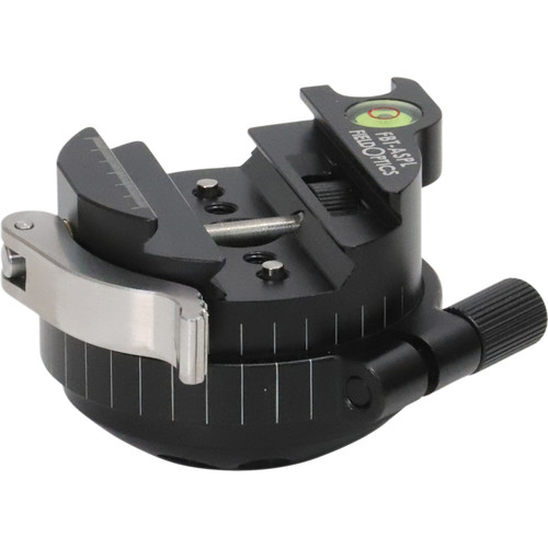Field Optics Research Arca-Type & Picatinny Lever Clamp with Pan Axis