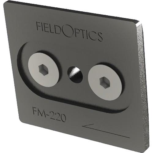 Field Optics Research FM-220 KeyMOD Rail Mount (Matte Black)