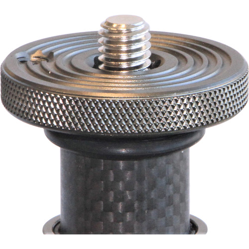 Field Optics Research Head Disk and Mounting Screw for F62 Series Tripods