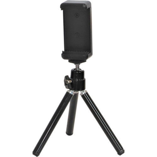 Field Optics Research Mini Tripod with Ball Head and Phone Adapter