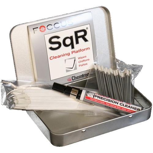 FieldCast Cleaning Starter Kit for Fiber Optic Equipment (50 Sets)