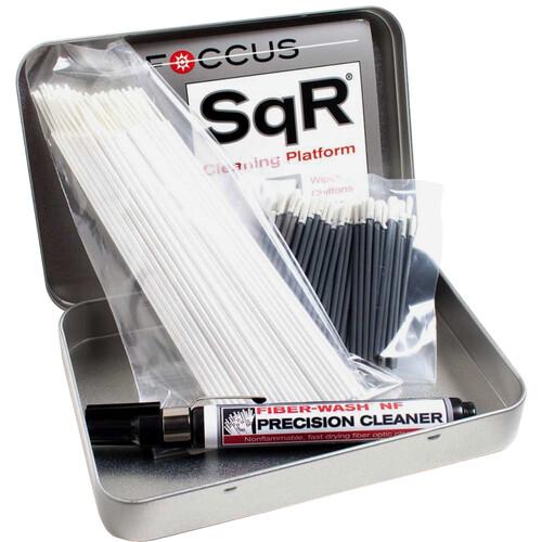 FieldCast Cleaning Starter Kit for Fiber Optic Equipment (100 Sets)