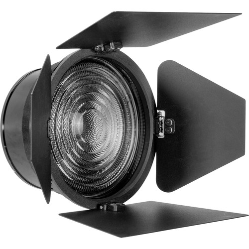 "Fiilex 5"" Fresnel Zoom Lens with Barndoors for P360-Series LED Lights (Black)"