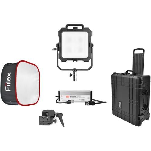Fiilex Matrix II White Bi-Color LED Light Travel Kit