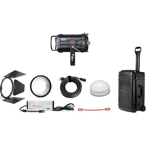 Fiilex K152 Q500-DC 1-Light Kit