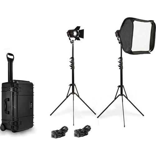 Fiilex K202 Two-Light Interview Kit