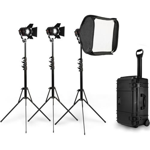 Fiilex 301 3-Light P360 LED Kit