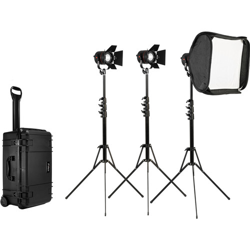 Fiilex K302 3-Light P360EX LED Lighting Kit