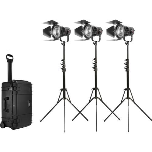 Fiilex K305P 3-Light P360 Pro Plus Kit