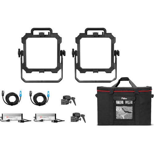 Fiilex L264 Matrix LED 2-Light Travel Kit