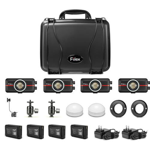 Fiilex M421 Go4 Lighting Kit