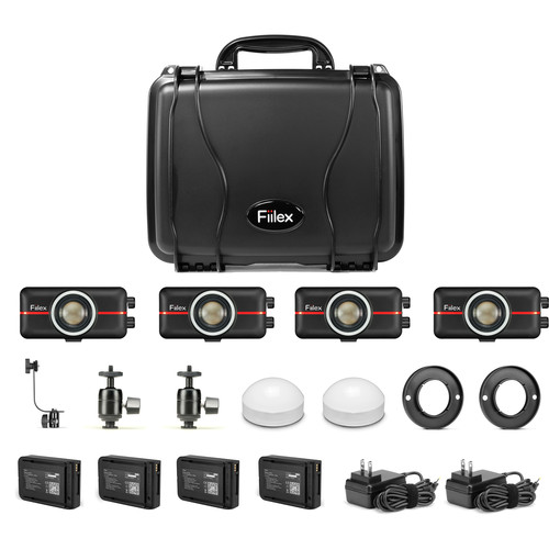 Fiilex M421 Go4 Lighting Kit