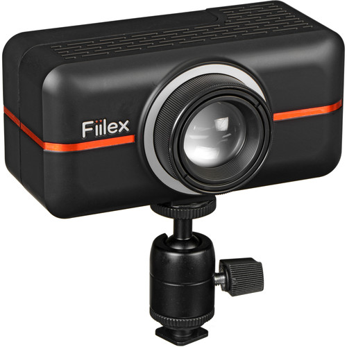 Fiilex P100 On-Camera LED Video Light (Generation 2)