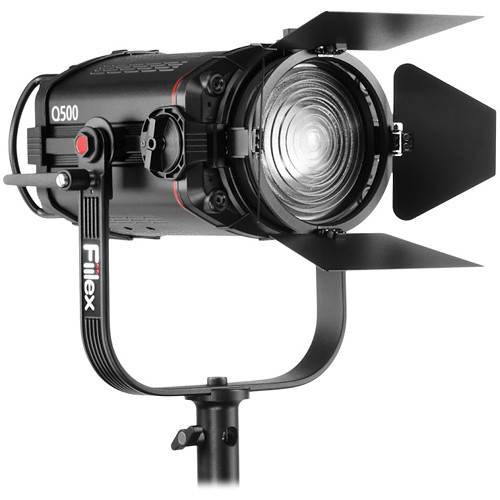 "Fiilex Q500-AC 5"" Fresnel LED Light"