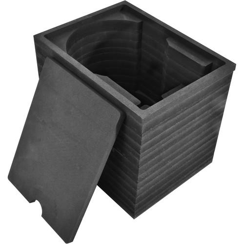 """Fiilex Foam Insert for P360 Gen 2+5"""" Fresnel Case (K-Type)"""