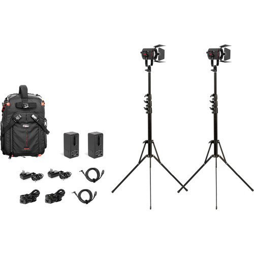 Fiilex S284 Mini Portable Interview Kit