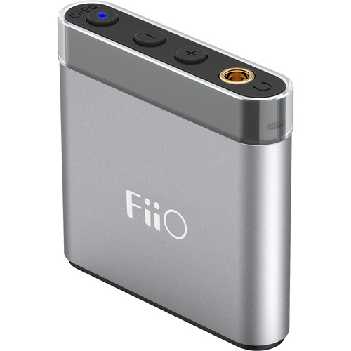 FiiO A1 Portable Headphone Amp (Silver)