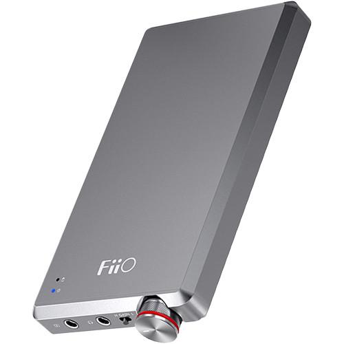 FiiO A5 Portable Headphone Amplifier (Titanium)