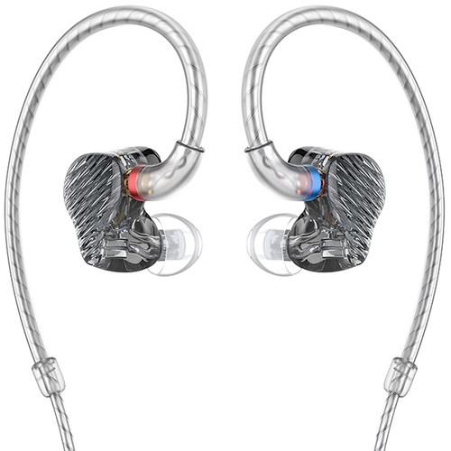 FiiO FA7 Quad Driver Balanced Armature In-Ear Monitors (Gray)