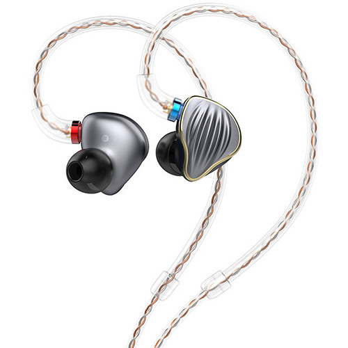 FiiO FH5 Quad-Driver Hybrid In-Ear Monitors