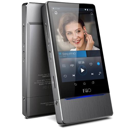 FiiO X7 Portable High-Resolution Audio Player