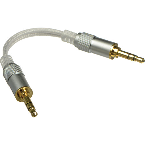 "FiiO L16 Stereo Audio Cable with 1/8"" TRS Connectors (2.2"")"