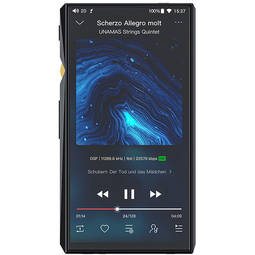 FiiO M11 Pro Portable High-Resolution Lossless Wireless Music Player