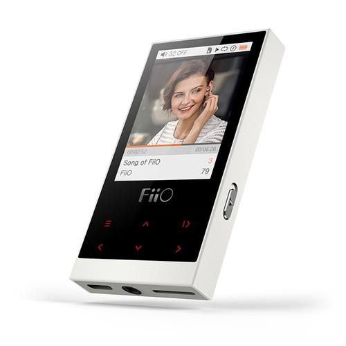FiiO M3 Micro-Portable Digital Music Player (Ivory)