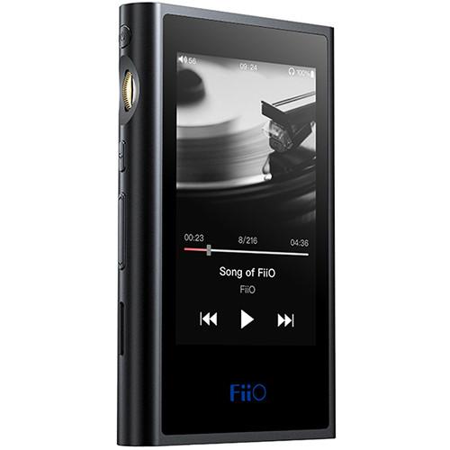 FiiO M9 Portable High-Resolution Lossless Wireless Music Player (Black)