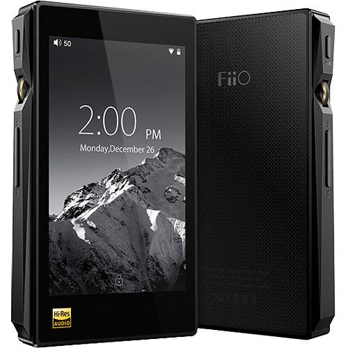 FiiO X5 (3rd Gen) Portable High-Resolution Audio Player (Black)