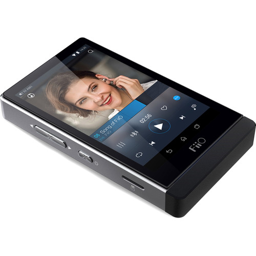 FiiO X7 Portable High-Resolution Audio Player (Standard Edition)