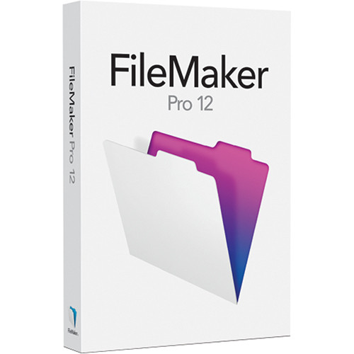 FileMaker FileMaker Pro 12 (Upgrade, English Version )