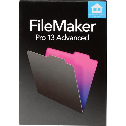 filemaker pro 13 advanced academic writing