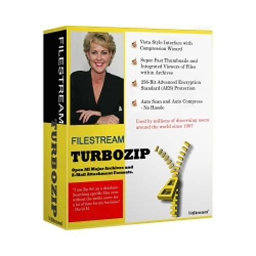 FileStream TurboZIP