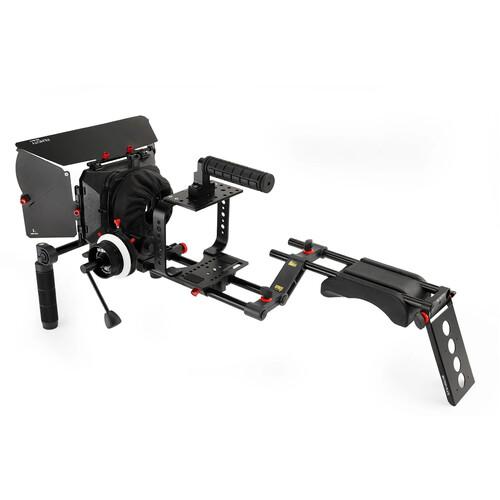 FILMCITY Adventure Rig Kit for BlackMagic Cinema Camera