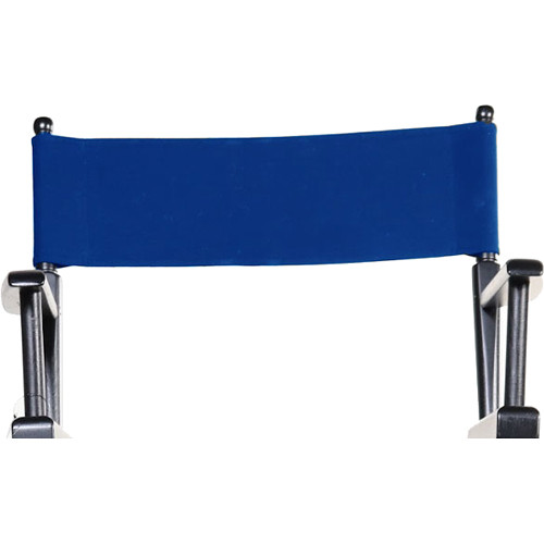 Filmcraft Canvas Set for Director & Studio Chairs (Blue)