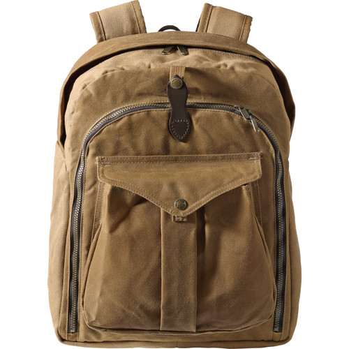 Filson Co Photographer's Backpack (Tan)