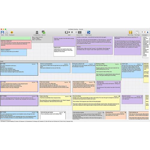 Final Draft 10 Screenwriting Software