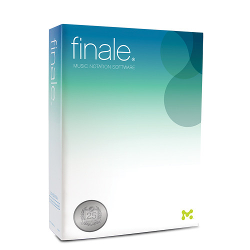 MakeMusic Finale 2014 - Professional Notation Software (Academic/Theological)
