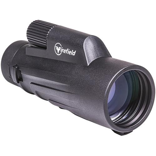 Firefield 10x50 Siege Tactical Monocular (Black)