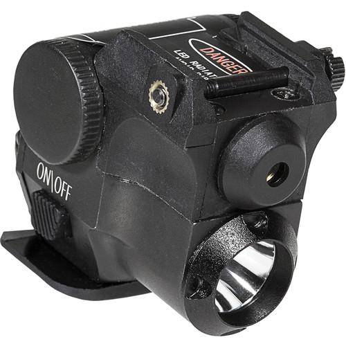 Firefield Compact Green Pistol Laser Light Combo (Matte Black)