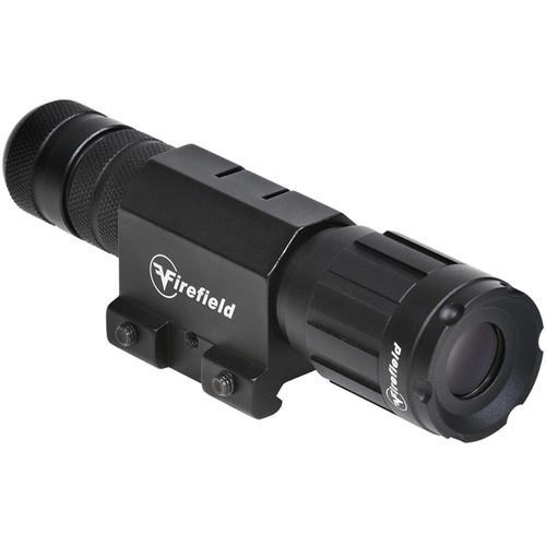 Firefield Hog Laser Illuminator (Green Laser, Matte Black)