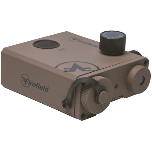 Firefield Charge XLT Green Aiming Laser Sight (Dark Earth)