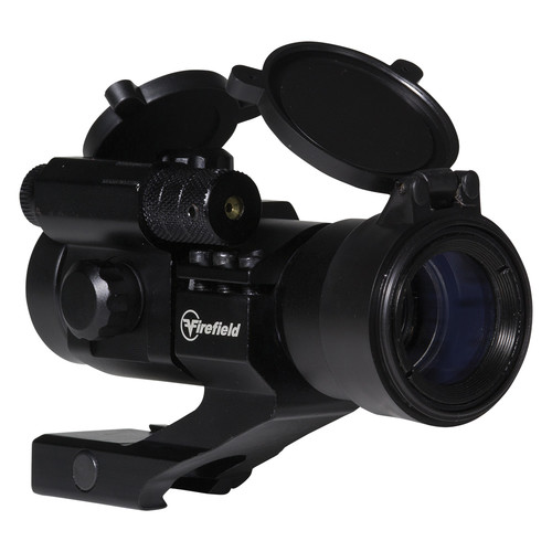 Firefield 1x28 Sight with Red-Green Dot Reticle and Laser Red Pointer