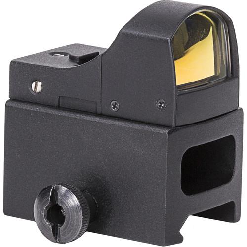 Firefield Micro Reflex Sight Kit (3 MOA Red Dot Illuminated Reticle, Matte Black)