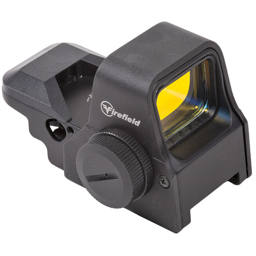 Firefield Impact XLT Reflex Sight (Red Illuminated Multi-Reticle, Matte Black)